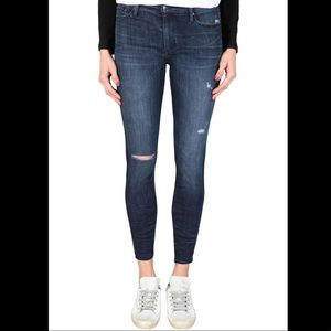 NWT Black Orchid Noah Ankle Fray Jeans - Sz 25